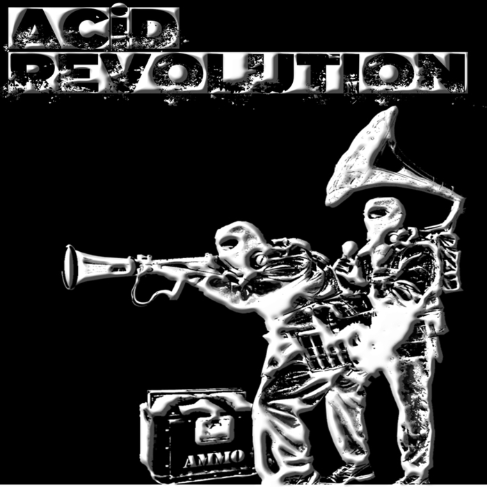 DJ RAWCUT - Acid Revolution