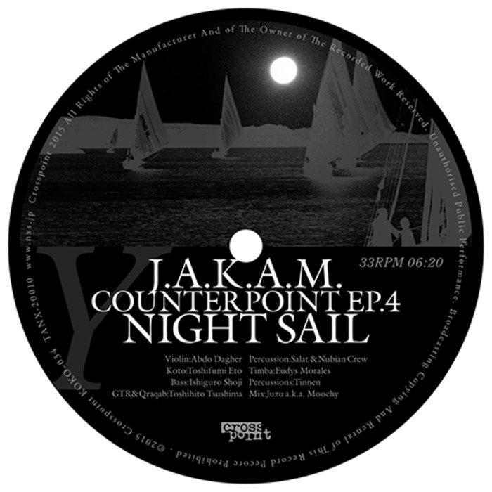 JAKAM - Counterpoint EP 4