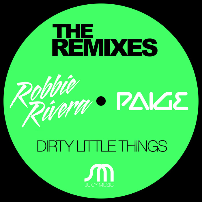 RIVERA, Robbie/PAIGE - Dirty Little Things