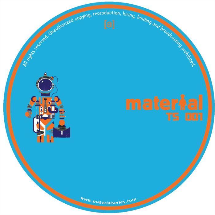 CRISTOPH/MIHALIS SAFRA/ROSS EVANS/ALVARO SMART/APOLLO 84/DI CHIARA BROTHERS - Material Top (remixes)