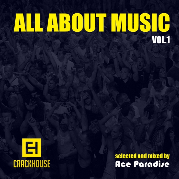 ACE PARADISE/VARIOUS - All About Music Vol 1