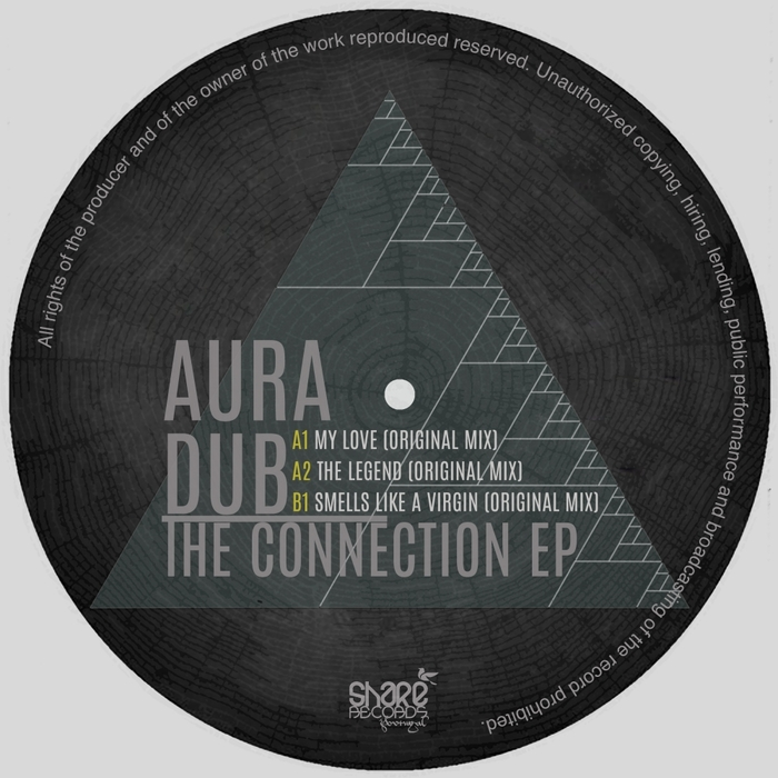 AURA DUB - The Connection EP
