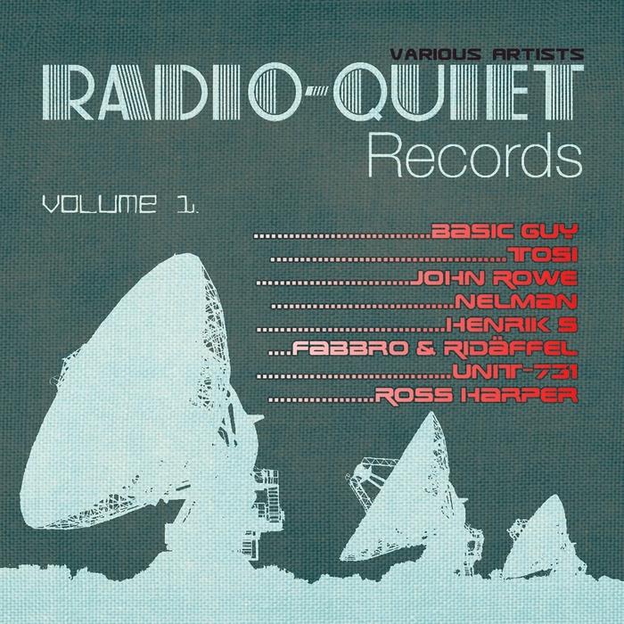 VARIOUS - Radio-Quiet Records Vol 1