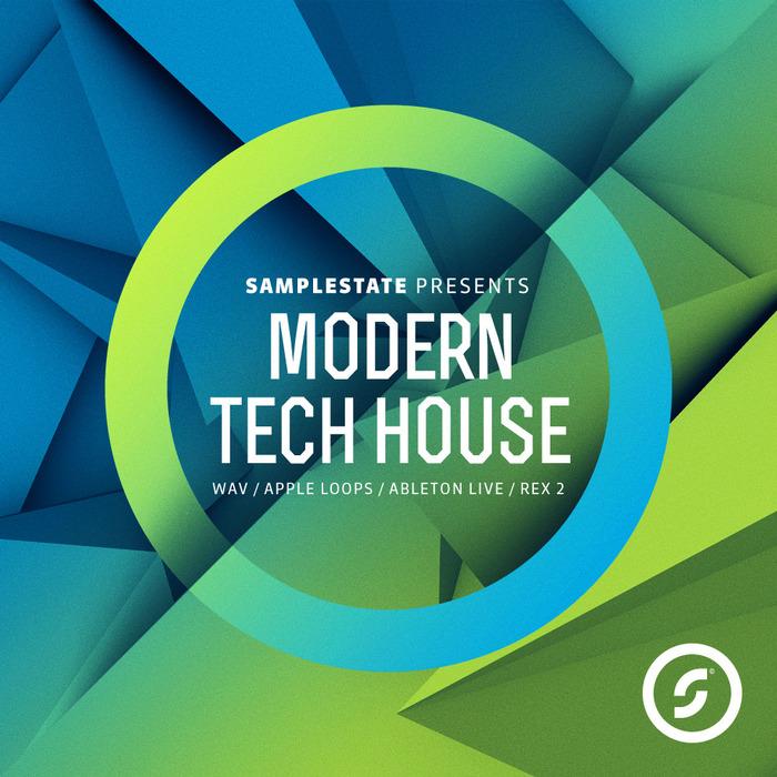 SAMPLESTATE - Modern Tech House (Sample Pack WAV/APPLE/LIVE)