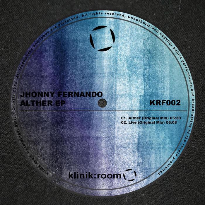 FERNANDO, Jhonny - Alther