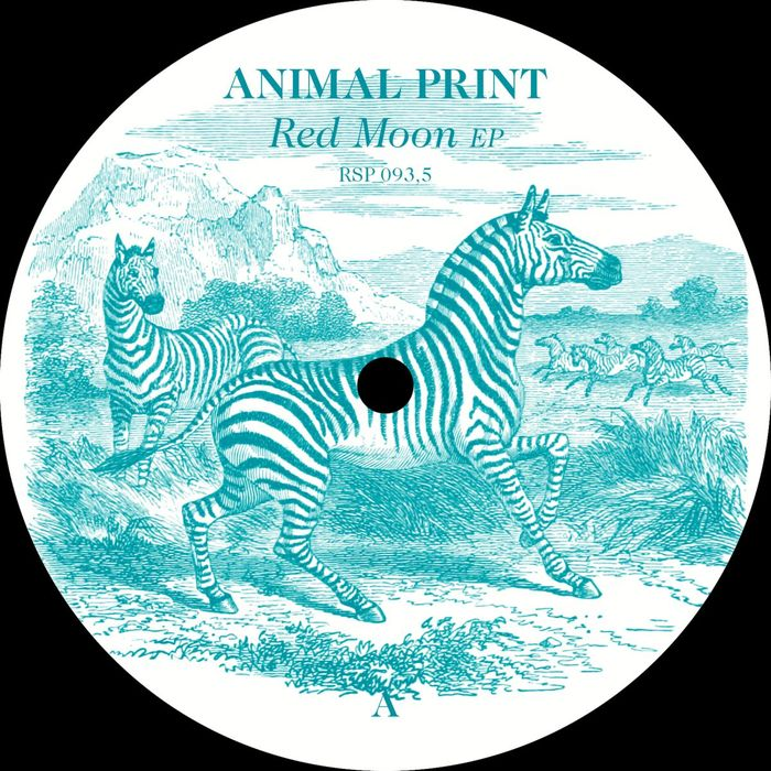 ANIMAL PRINT - Red Moon