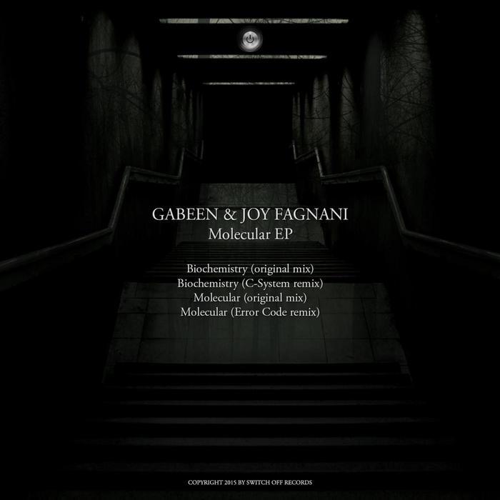 GABEEN/JOY FAGNANI - Molecular EP