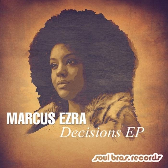 EZRA, Marcus - Decisions EP