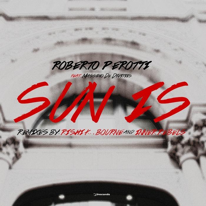 PEROTTI, Roberto feat MASSIMO DE DIVITIIS - Sun Is