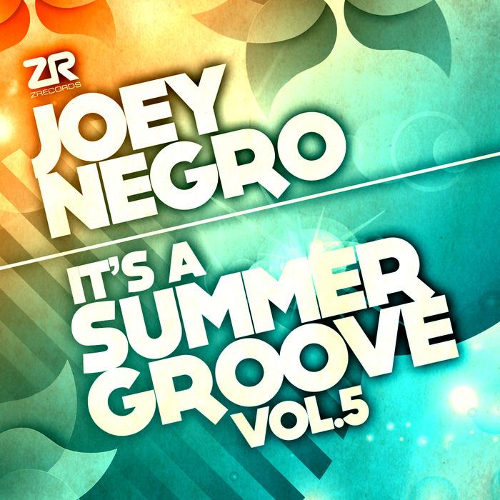 JOEY NEGRO/THE SUNBURST BAND/VARIOUS - Joey Negro Presents It's A Summer Groove Vol 5