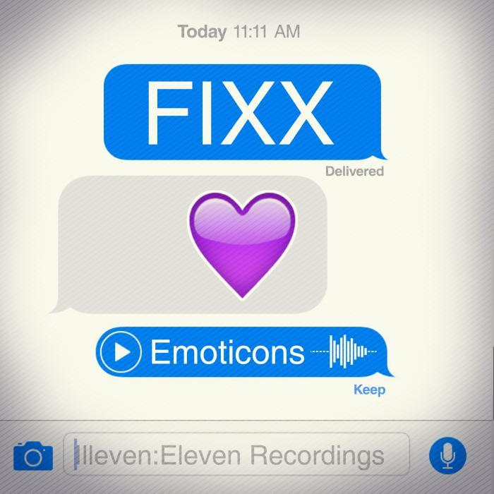 DJ FIXX - Emoticons