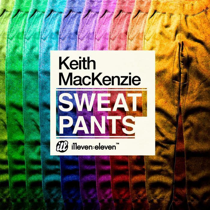 MACKENZIE, Keith - Sweat Pants