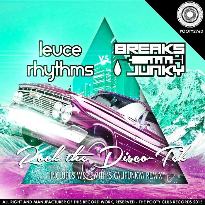 LEUCE RHYTHMS - Rock The Disco-Tek