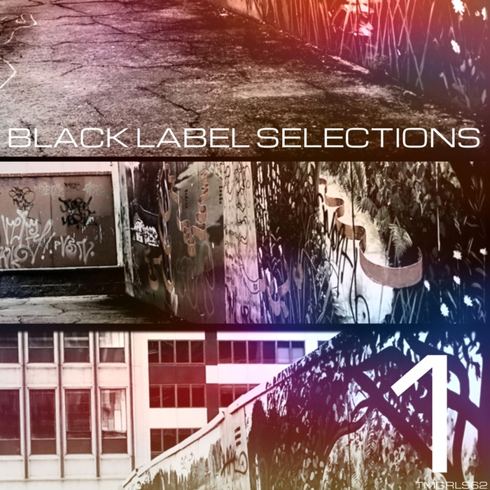 VARIOUS - Black Label Selections