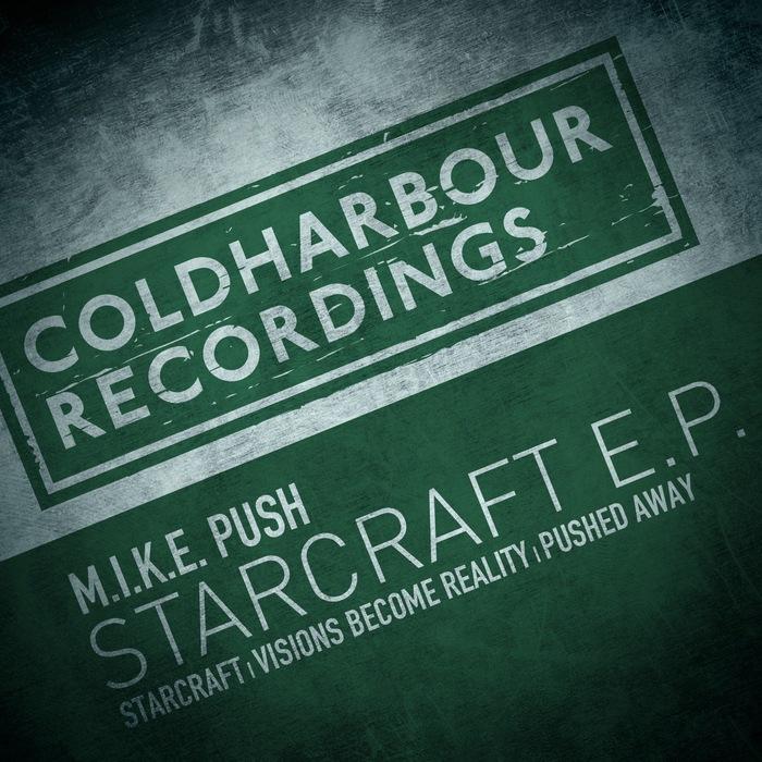 MIKE PUSH - Starcraft EP