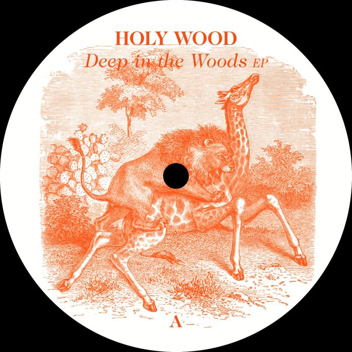 HOLY WOOD - Deep In The Woods