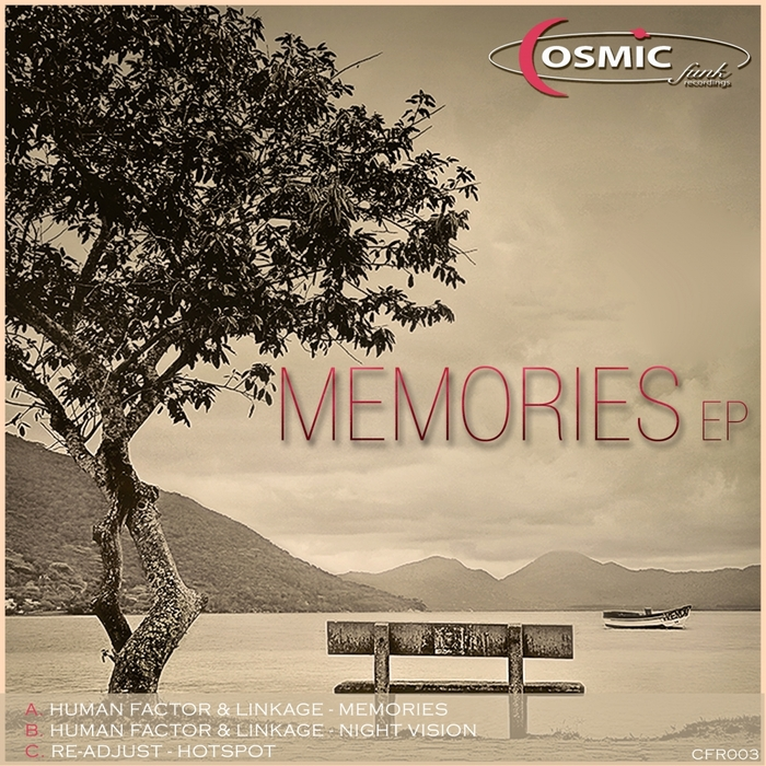 HUMAN FACTOR/LINKAGE/READJUST - Memories EP