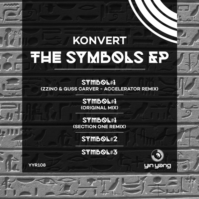 KONVERT - Symbols EP