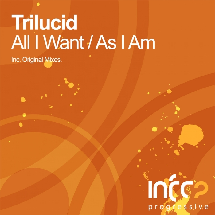 TRILUCID - All I Want EP