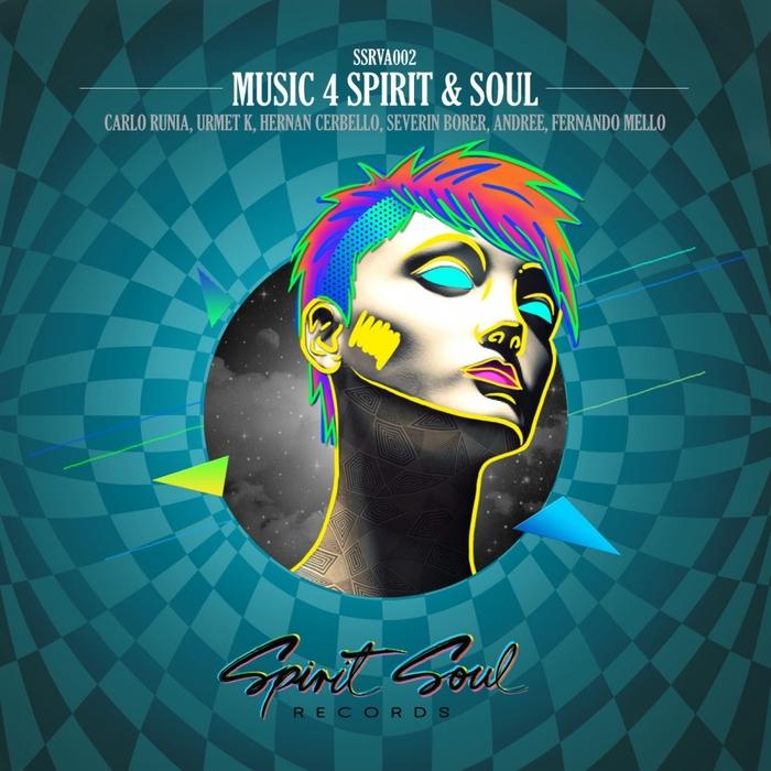 VARIOUS - Music 4 Spirit & Soul 002
