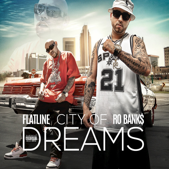 FLATLINE/RO BANKS - City Of Dreams