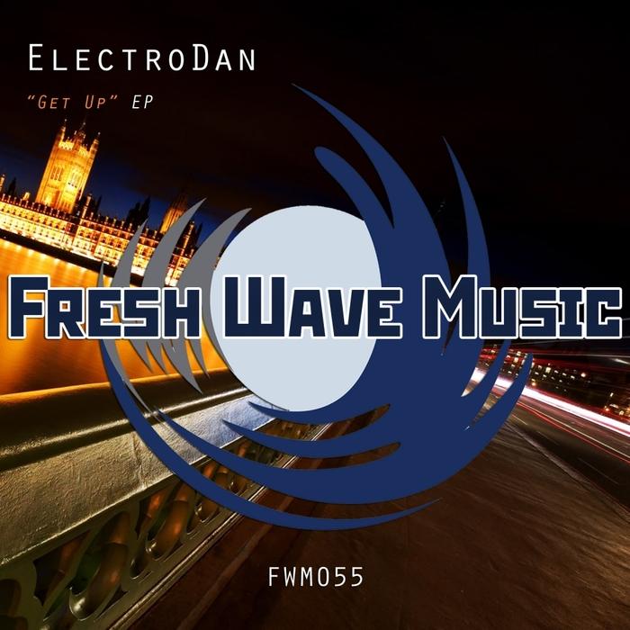 ELECTRODAN - Get Up EP