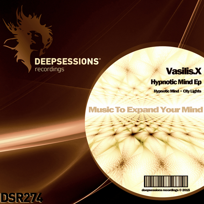 VASILISX - Hypnotic Mind EP