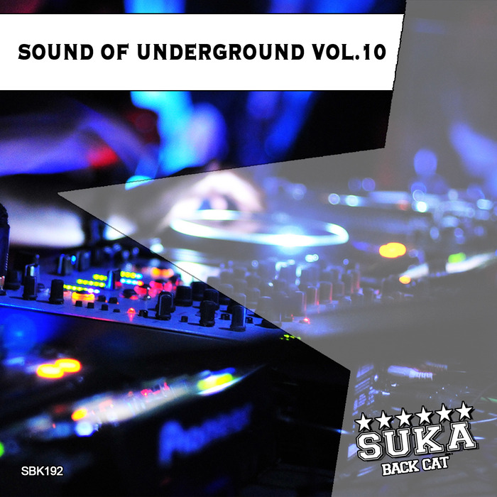 Various - Underground Music Collection Vol. 2 - Techno