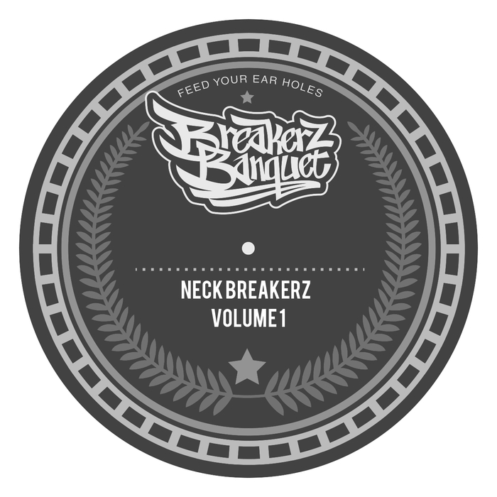 EL BOMBA/KNUCKLE FINGERZ/CRIS CRUCIAL/BREAKERZ ALLSTARZ - Neck Breakerz Vol 1