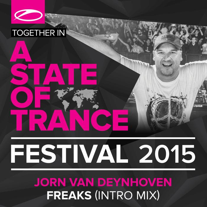 VAN DEYNHOVEN, Jorn - Freaks: A State Of Trance Festival 2015