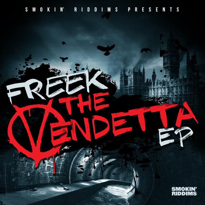 FREEK - The Vendetta EP
