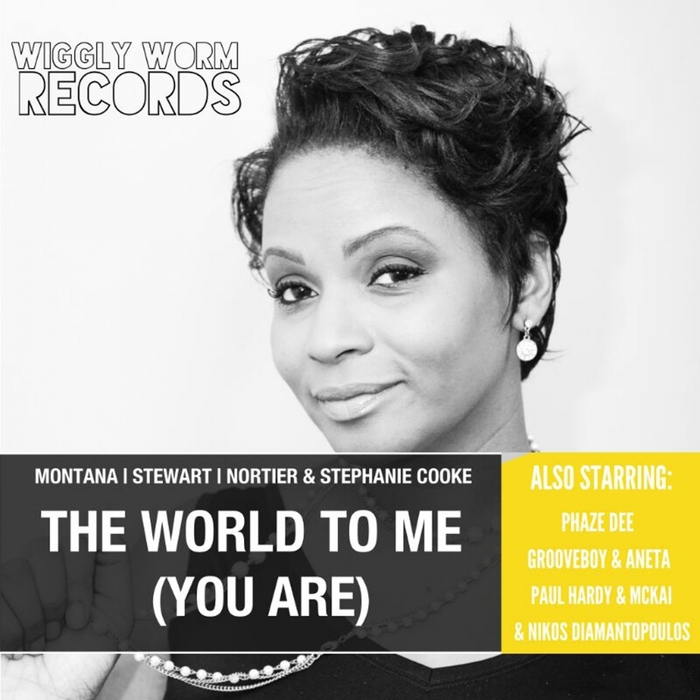 VARIOUS - The World To Me (You Are)