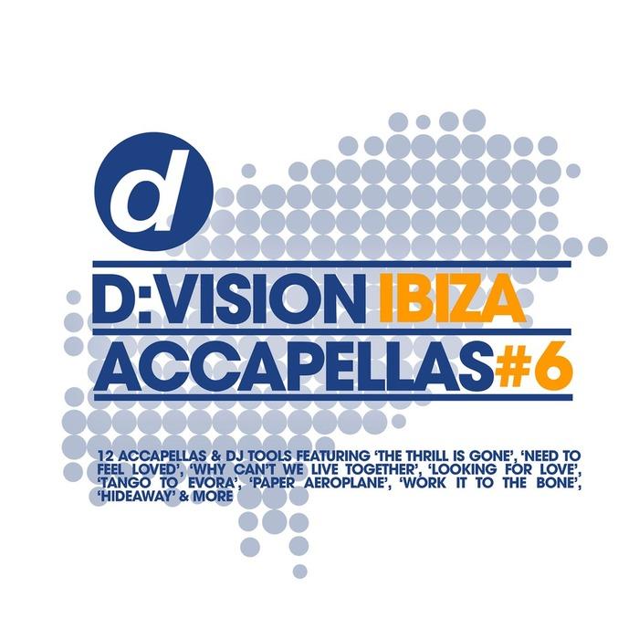 VARIOUS - D:Vision Ibiza Accapellas #06