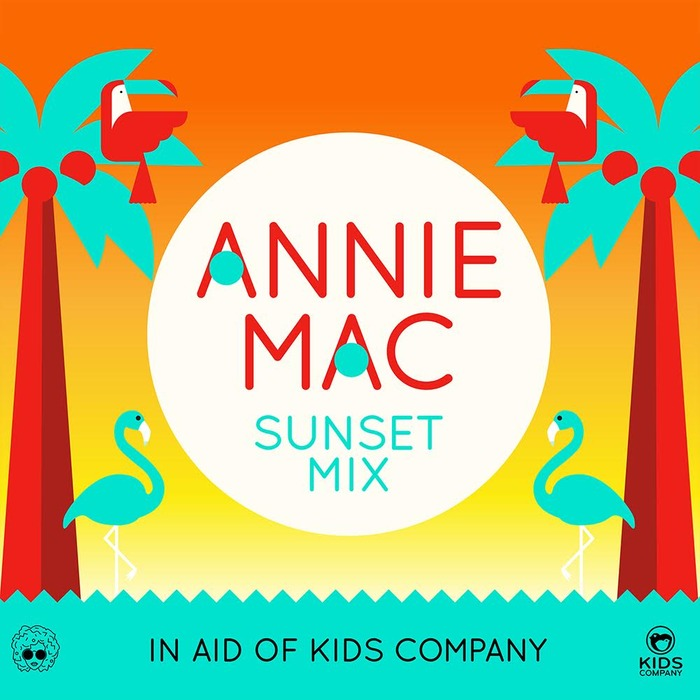 MAC, Annie/VARIOUS - Annie Mac's Sunset Mix