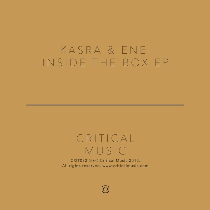 KASRA/ENEI - Inside The Box EP