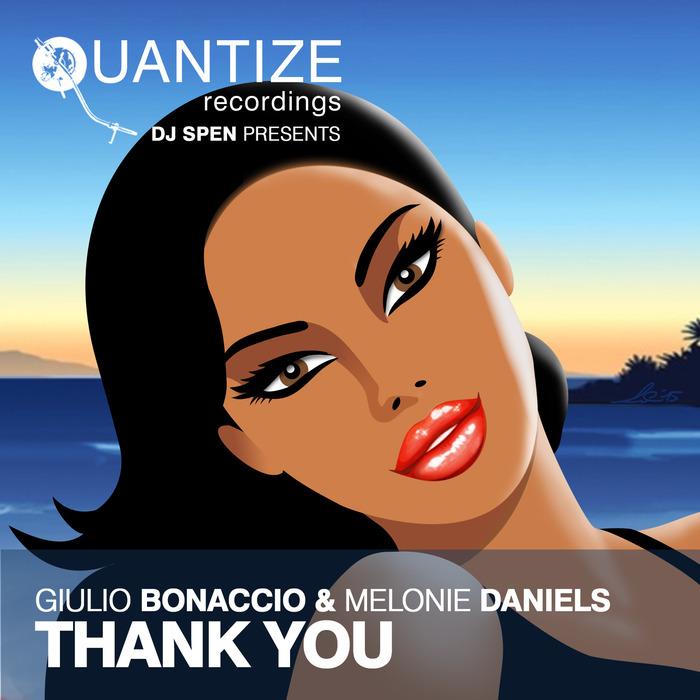 BONACCIO, Giulio feat MELONIE DANIELS - Thank You