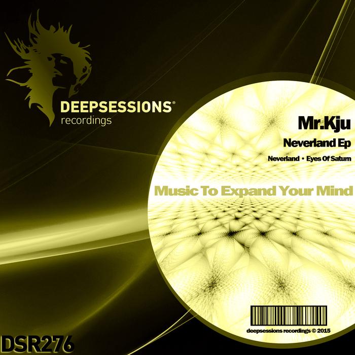 MRKJU - Neverland EP