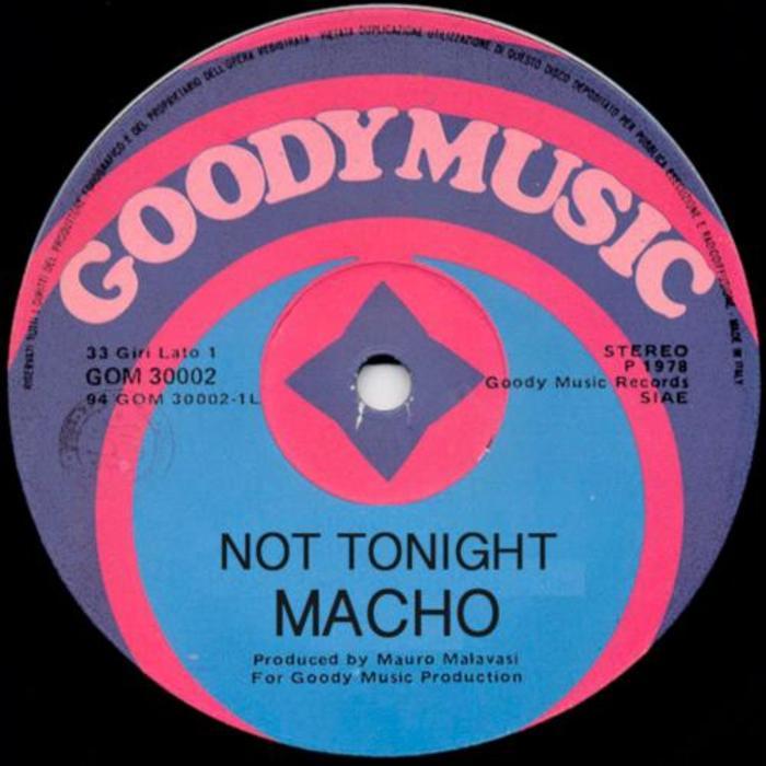 MACHO - Not Tonight