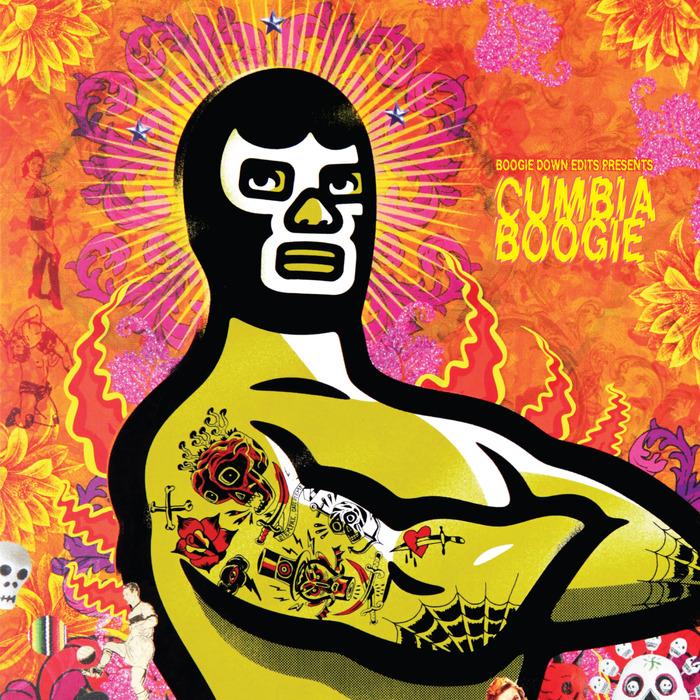 BOOGIE DOWN EDITS - Cumbia Boogie