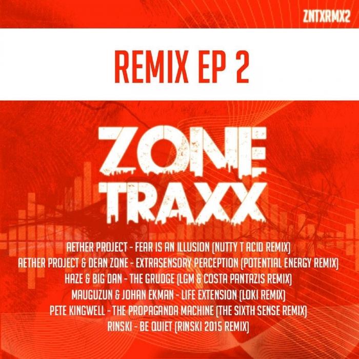 VARIOUS - Remix EP 2