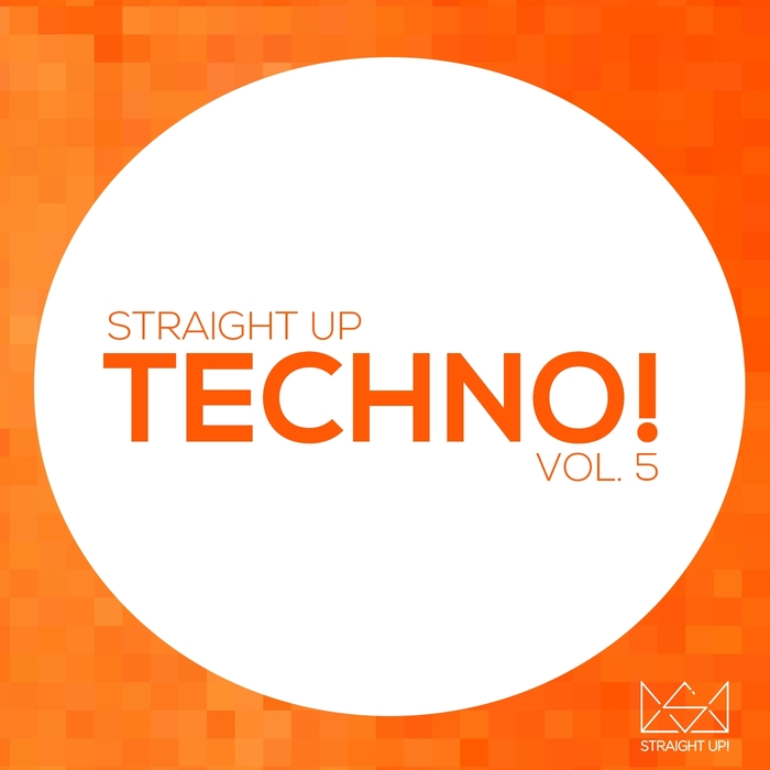 VARIOUS - Straight Up Techno! Vol 5