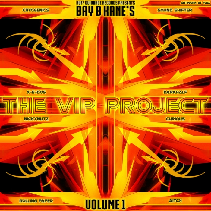BAY B KANE - The VIP Project Vol 1