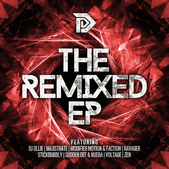 DJ OLLIE/SUDDEN DEF & NUERA - The Remixed EP