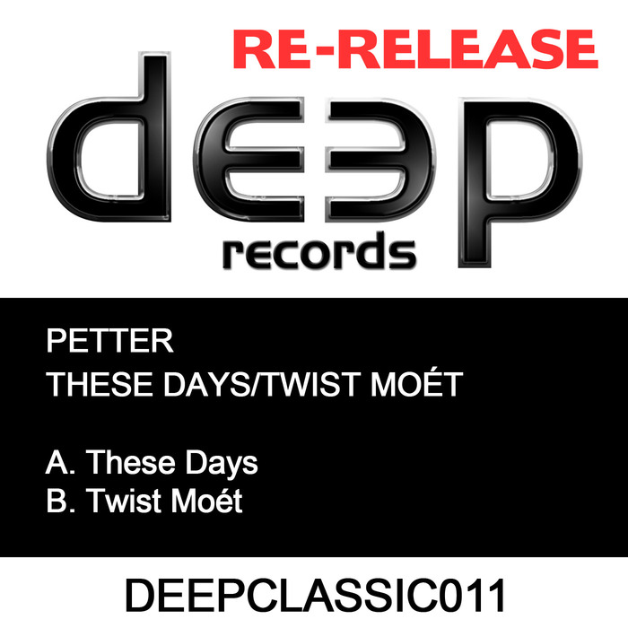 PETTER - These Days