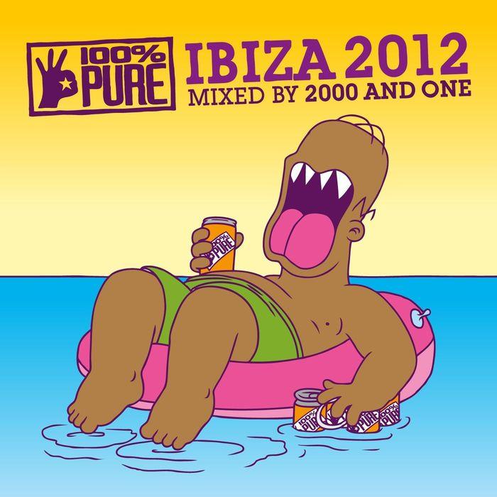 2000 & ONE/VARIOUS - 100% Pure Ibiza 2012