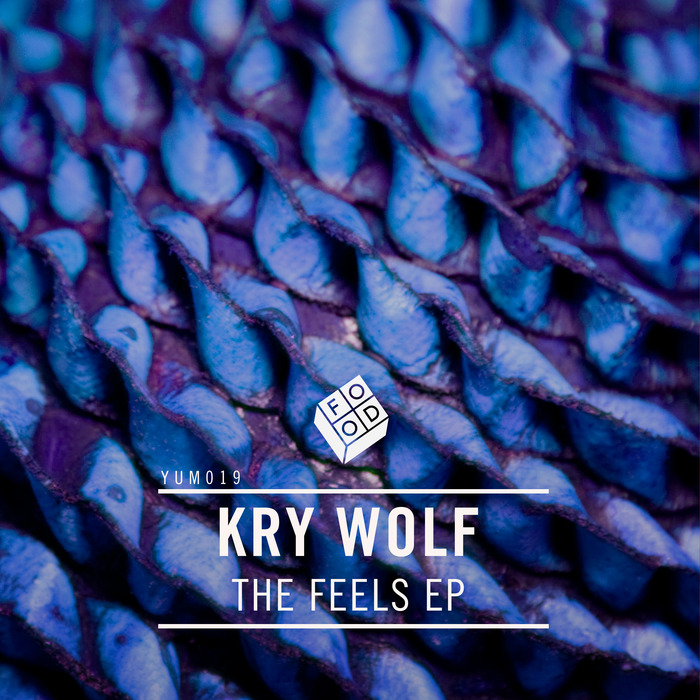 KRY WOLF - The Feels EP