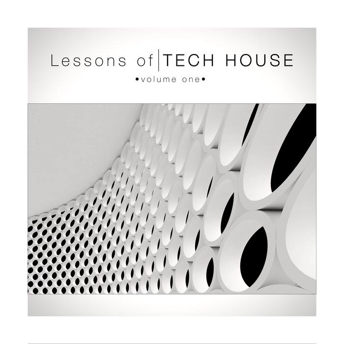 VARIOUS - Lessons Of Techhouse Vol 1