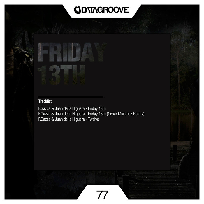 F GAZZA/JUAN DE LA HIGUERA - Friday 13th