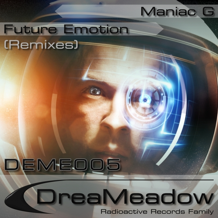 MANIAC G - Future Emotion (remixes)