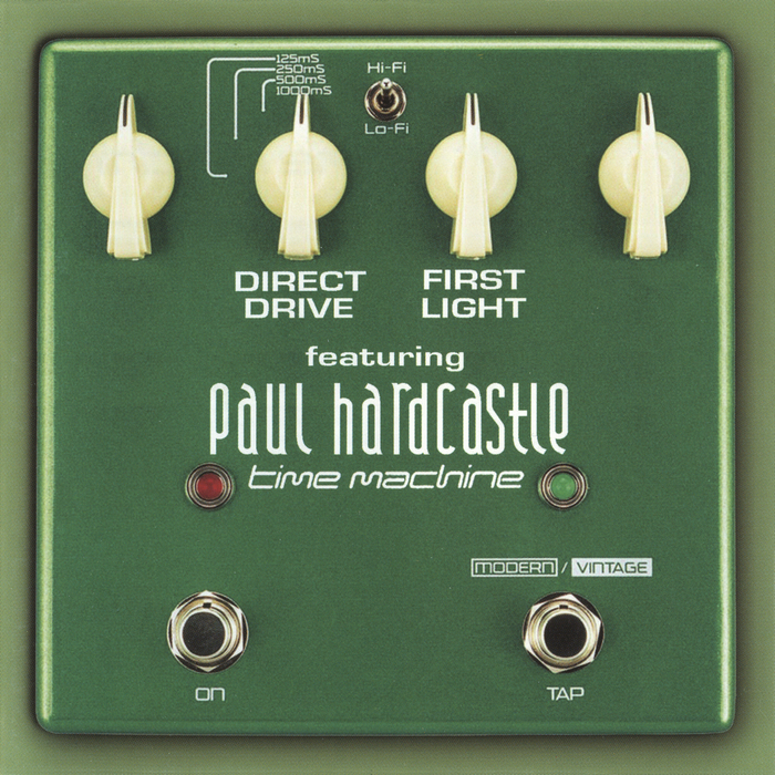 DIRECT DRIVE/FIRST LIGHT feat PAUL HARDCASTLE - Time Machine